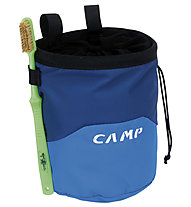 Camp Acqualong - Portamagnesite, Blue/Light Blue
