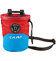 Camp Acqualong - Magnesiumbeutel, Red/Blue