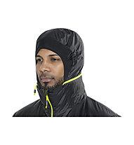 Camp Adrenaline 2.0 - giacca isolante con cappuccio - uomo, Black