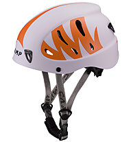 Camp Armour, White/Orange