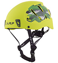 Camp Armour - casco arrampicata, Lime/Green