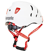 Camp Armour Sportler - Kletterhelm, White/Red