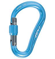 Camp Atom Lock - Karabiner, Blue