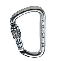 Camp D Pro Lock - moschettone, Silver