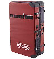 Cassin Domino - crashpad, Red/Navy