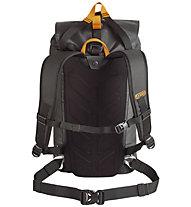 Cassin Fitz 25 - zaino arrampicata, Black/Orange