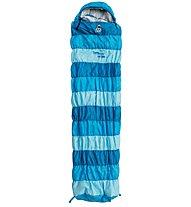 Camp Formica Cube - Kunstfaserschlafsack, Blue/Sky Blue/Light Blue