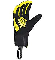 Camp G Hot Dry - Handschuhe, Black/Yellow