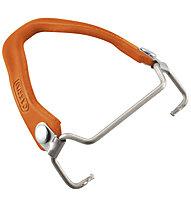 Cassin Gancio Anteriore Semi-Automatic Alpinist, Orange/Silver