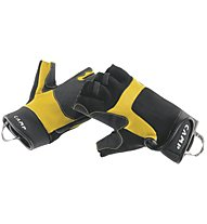 Camp Pro Fingerless - Halbfingerhandschuhe, Black/Yellow