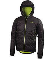 Camp Horizon - giacca in piuma - uomo, Black