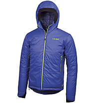 Camp Horizon - giacca in piuma - uomo, Blue