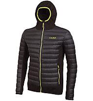 Camp Hybrid - giacca ibrida - uomo, Black