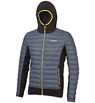 Camp Hybrid - giacca ibrida - uomo, Blue