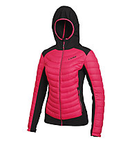 Camp Hybrid - giacca ibrida - donna, Pink