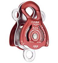 Camp Janus - carrucola doppia, Red