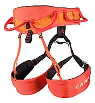 Camp Jasper CR4 - imbrago basso, Orange/Black