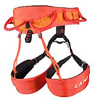 Camp Jasper CR4 - Klettergurt, Orange/Black