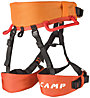 Camp Jasper JR - Kindergurt - Kinder, Black/Orange