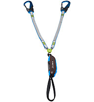 Camp Kinetic Gyro Rewind Pro - set via ferrata, Grey/Black
