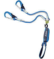 Camp Kinetic Gyro Rewind Pro - Klettersteig-Set, Black/Blue/White