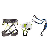 Camp Kit Ferrata Kinetic Energy CR 4, Grey/White/Blue