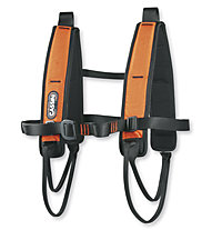 Camp Mescalito - porta materiale, Black/Orange