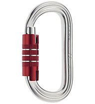 Camp Oval XL 3Lock - Karabiner, Silver