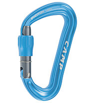 Camp Photon Lock - moschettone, Blue