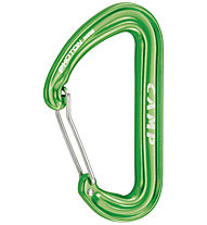Camp Photon Wire - Karabiner, Green