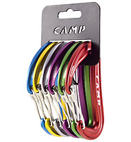 Camp Rack Pack Dyon - set moschettoni, Multicolor