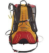Camp Rapid Racing - Skitourenrucksack, Orange/Red