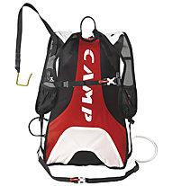 Camp Rapid Racing - Skitourenrucksack, Red/White