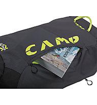 Camp Rox Alpha - Kletterrucksack, Black/Yellow