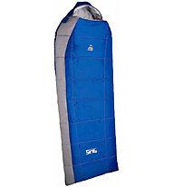 Camp Sint Compact 200 - Kunstfaserschlafsack, Blue/Grey