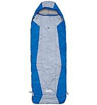 Camp Sint Cube 600 - sacco a pelo sintetico, Blue/Grey