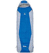 Camp Sint Cube 600 - sacco a pelo sintetico, Grey/Blue