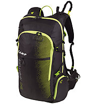 Camp Ski Raptor - Skitourenrucksack, Black/Yellow