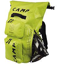 Camp Snowset - Skitourenrucksack, Yellow