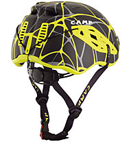 Camp Speed Comp - casco scialpinismo, Black