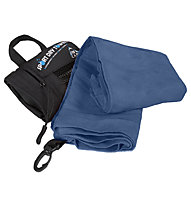 Camp Sport Dry Towel 40x60 - Microfaser Handtuch, Blue