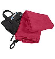 Camp Sport Dry Towel - asciugamano in microfibra, Red