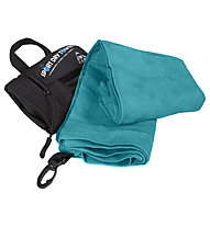 Camp Sport Dry Towel 40x60 - Microfaser Handtuch, Green