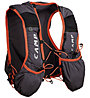 Camp Trail Force 10 - Laufrucksack Trailrunning, Anthracite/Red