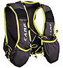 Camp Trail Force 5 - Laufrucksack Trailrunning, Anthracite/Lime
