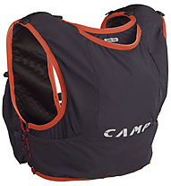 Camp Trail Force 5 - Laufrucksack Trailrunning, Anthracite/Red
