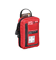 Care Plus First Aid Kit Basic - primo soccorso, Red