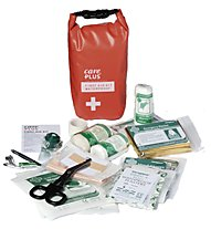 Care Plus First Aid Kit Waterproof - Kit primo soccorso, Red