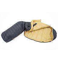 Carinthia G180 - sacco a pelo sintetico, Grey/Yellow