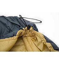 Carinthia G90 - sacco a pelo sintetico, Grey/Dark Yellow